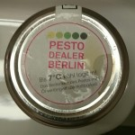 "Pesto Dealer Berlin ""thai koriander"" Deckel"