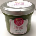 "Pesto Dealer Berlin ""wasabi sesam"""